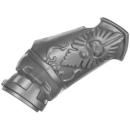 Warhammer 40K Bitz: Adeptus Custodes - Allarus Custodians - Torso C5 - Knee Plate