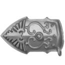 Warhammer 40K Bitz: Adeptus Custodes - Allarus Custodians - Torso C8a - Leg Plate
