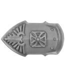 Warhammer 40K Bitz: Adeptus Custodes - Allarus Custodians - Torso C9a - Leg Plate