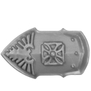 Warhammer 40K Bitz: Adeptus Custodes - Allarus Custodians - Torso C9b - Leg Plate