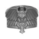 Warhammer 40K Bitz: Adeptus Custodes - Allarus Custodians - Shoulder Pad D1