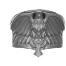 Warhammer 40K Bitz: Adeptus Custodes - Allarus Custodians - Shoulder Pad D2