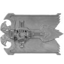 Warhammer 40K Bitz: Adeptus Custodes - Custodian Guard - Waffe A1e - Sturmschild