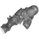 Warhammer 40K Bitz: Adeptus Custodes - Custodian Guard - Torso E2 - Beine
