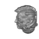 Warhammer 40K Bitz: Adeptus Custodes - Custodian Guard - Kopf F