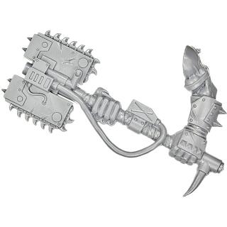 Warhammer 40k Bitz: Orks - Orkbosse - Waffe I1 - Fetta Spalta III