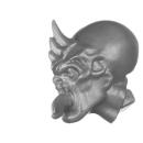 Warhammer 40k Bitz: Genestealer Cults - Aberrants - Head K - Hypermorph