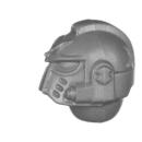 Warhammer 40K Bitz: Chaos Space Marines - Scarab Occult Terminatoren - Kopf B