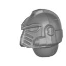 Warhammer 40K Bitz: Chaos Space Marines - Scarab Occult Terminatoren - Kopf C