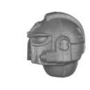 Warhammer 40K Bitz: Chaos Space Marines - Scarab Occult Terminatoren - Kopf E