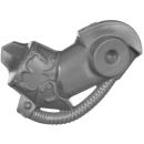 Warhammer 40K Bitz: Chaos Space Marines - Scarab Occult Terminatoren - Torso D3b - Arm, Rechts