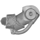 Warhammer 40K Bitz: Chaos Space Marines - Scarab Occult Terminatoren - Torso D4b - Arm, Rechts