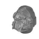 Warhammer 40K Bitz: Chaos Space Marines - Scarab Occult Terminatoren - Kopf F - Sorcerer
