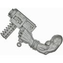 Warhammer 40k Bitz: Orks - Orkbosse - Waffe N - Knarre
