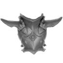 Warhammer AoS Bitz: Dunkelelfen - Echsenritter - Torso E1 - Front