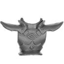 Warhammer AoS Bitz: Dunkelelfen - Echsenritter - Torso E2 - Back