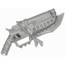 Warhammer 40k Bitz: Orks - Orkbosse - Accessoire G - Holster