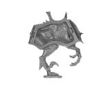 Warhammer AoS Bitz: Dunkelelfen - Echsenritter - Echse B2 - Links