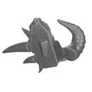 Warhammer AoS Bitz: Chaos - Marauder Horsemen - Horse Head G1