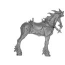 Warhammer AoS Bitz: Chaos - Marauder Horsemen - Torso D1 - Horse, Right