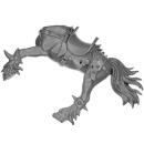 Warhammer AoS Bitz: Chaos - Marauder Horsemen - Torso D2 - Horse, Left