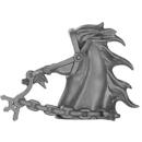 Warhammer AoS Bitz: Chaos - Marauder Horsemen - Torso E3 - Horse, Head