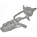Warhammer 40k Bitz: Orks - Orkbosse - Accessoire I - Holster