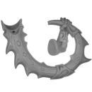 Warhammer AoS Bitz: Chaos - Höllenjäger - Horn A1 - Musiker