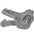 Warhammer 40k Bitz: Genestealer Cults - Atalan Jackals - Chassis B01 - Dirtcycle, Frame