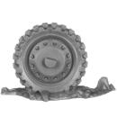 Warhammer 40k Bitz: Genestealer Cults - Atalan Jackals - Chassis B03 - Dirtcycle, Back Wheel
