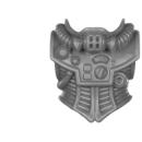 Warhammer 40k Bitz: Genestealer Cults - Atalan Jackals - Chassis B04 - Torso, Front