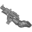 Warhammer 40k Bitz: Genestealer Cults - Atalan Jackals - Chassis B07 - Weapon, Autopistol
