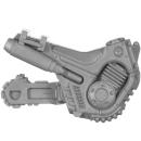 Warhammer 40k Bitz: Genestealer Cults - Atalan Jackals - Chassis C01 - Dirtcycle, Frame