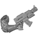 Warhammer 40k Bitz: Genestealer Cults - Atalan Jackals - Chassis C07 - Weapon, Autopistol