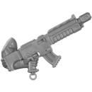 Warhammer 40k Bitz: Genestealer Cults - Atalan Jackals - Chassis C09 - Weapon, Autogun