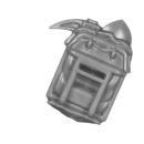 Warhammer 40k Bitz: Genestealer Cults - Atalan Jackals - Accessory G - Power Pick