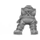 Warhammer AoS Bitz: Kharadron Overlords - Arkanaut Company - Torso F