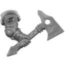 Warhammer AoS Bitz: Kharadron Overlords - Arkanaut Company - Weapon B04 - Arkanaut Cutter