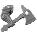 Warhammer AoS Bitz: Kharadron Overlords - Arkanaut Company - Weapon B05 - Arkanaut Cutter