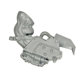 Warhammer 40k Bits: Orks - Ork Nobz - Weapon E1 - Power Claw II
