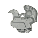 Warhammer 40k Bits: Orks - Ork Nobz - Weapon F1 - Power...