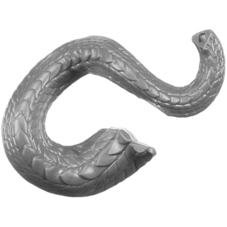 Warhammer AoS Bitz: Daughters of Khaine - Melusai - Torso C04 - Tail