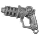 Warhammer AoS Bitz: Kharadron Overlords - Skywardens - Accessoire E - Vulcaniser Pistol