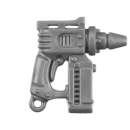 Warhammer AoS Bitz: Kharadron Overlords - Skywardens - Accessoire K - Rapid-Fire Rivet Gun