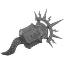 Warhammer AoS Bitz: Stormcast Eternals - Paladins - Torso G2 - Rückenmodul