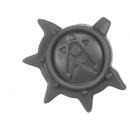 Warhammer AoS Bitz: Stormcast Eternals - Paladins - Torso H3a - Schulterpanzer, Symbol