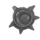 Warhammer AoS Bitz: Stormcast Eternals - Paladins - Torso H3b - Schulterpanzer, Symbol