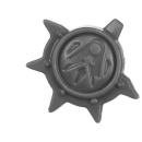Warhammer AoS Bitz: Stormcast Eternals - Paladins - Torso H3c - Schulterpanzer, Symbol