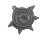 Warhammer AoS Bitz: Stormcast Eternals - Paladins - Torso H3e - Schulterpanzer, Symbol