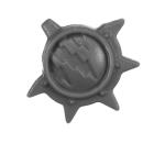 Warhammer AoS Bitz: Stormcast Eternals - Paladins - Torso H3f - Schulterpanzer, Symbol